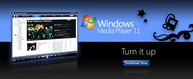 Скачать Windows Media Player бесплатно